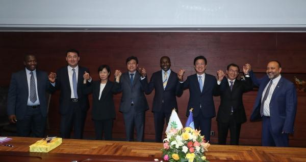 대전시-더반시, 경제통상협력 활성화 논의