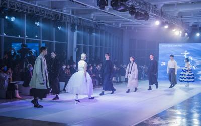 2020 진주실크 패션쇼물의 춤개최